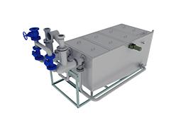 全自动强排除渣油水分离设备