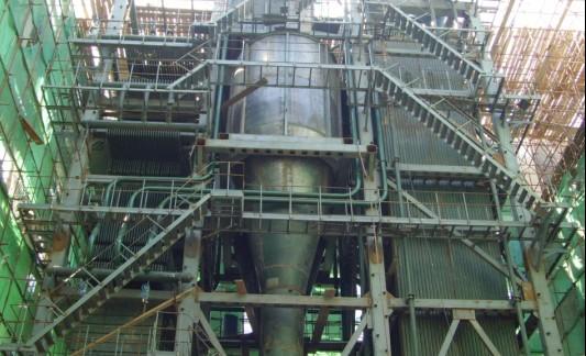 开封锅炉厂生产的25t/h循环流化床锅炉过热器爆管原因分析