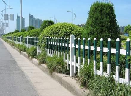 pvc绿化带护栏