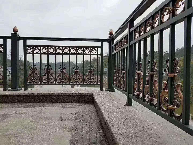 铁艺护栏的防锈处理及防锈工艺流程