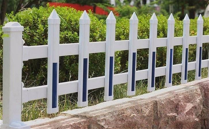 绿化pvc护栏