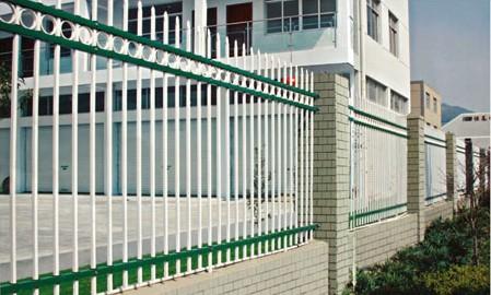 热镀锌钢护栏