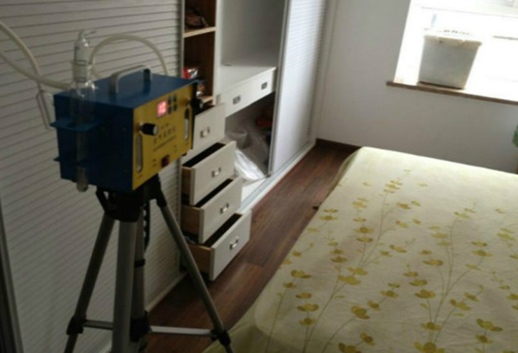 建筑室内环境监测