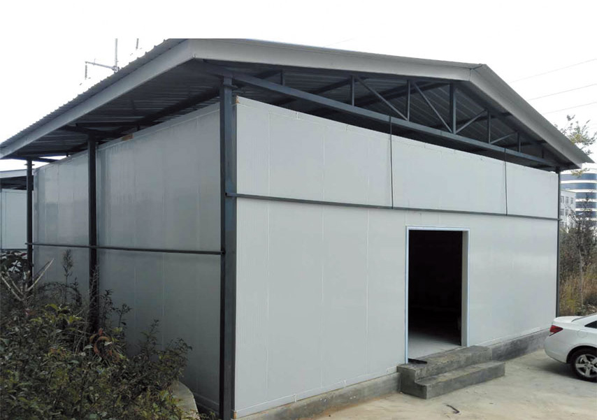新疆和田墨玉县农业局农产品产地初加工50吨ZK305冷藏库