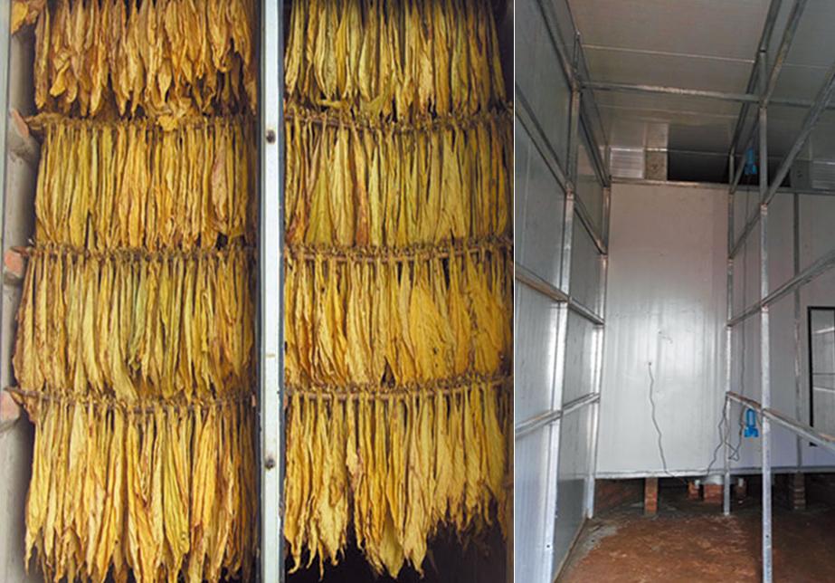 贵州省黔南州烟草商业农业局烟叶烘烤设备