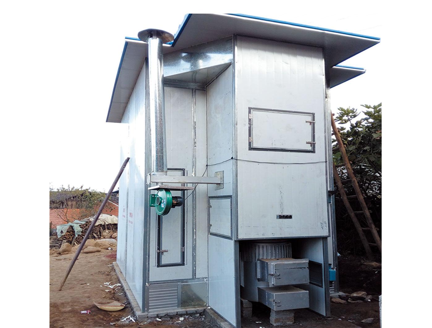 云南省昭通市鲁甸县林业局农业局小型烘干设备项目