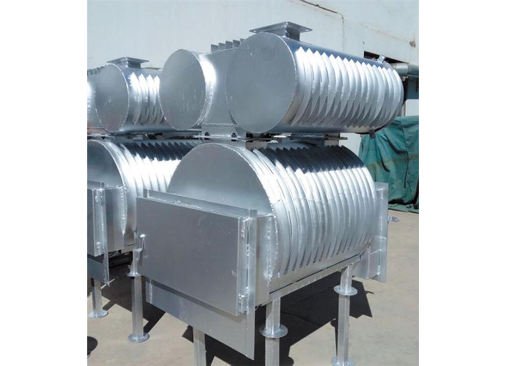 6吨隧道式加煤烘烤炉