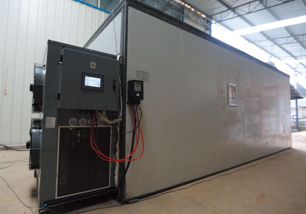 18匹马力热泵供热设备