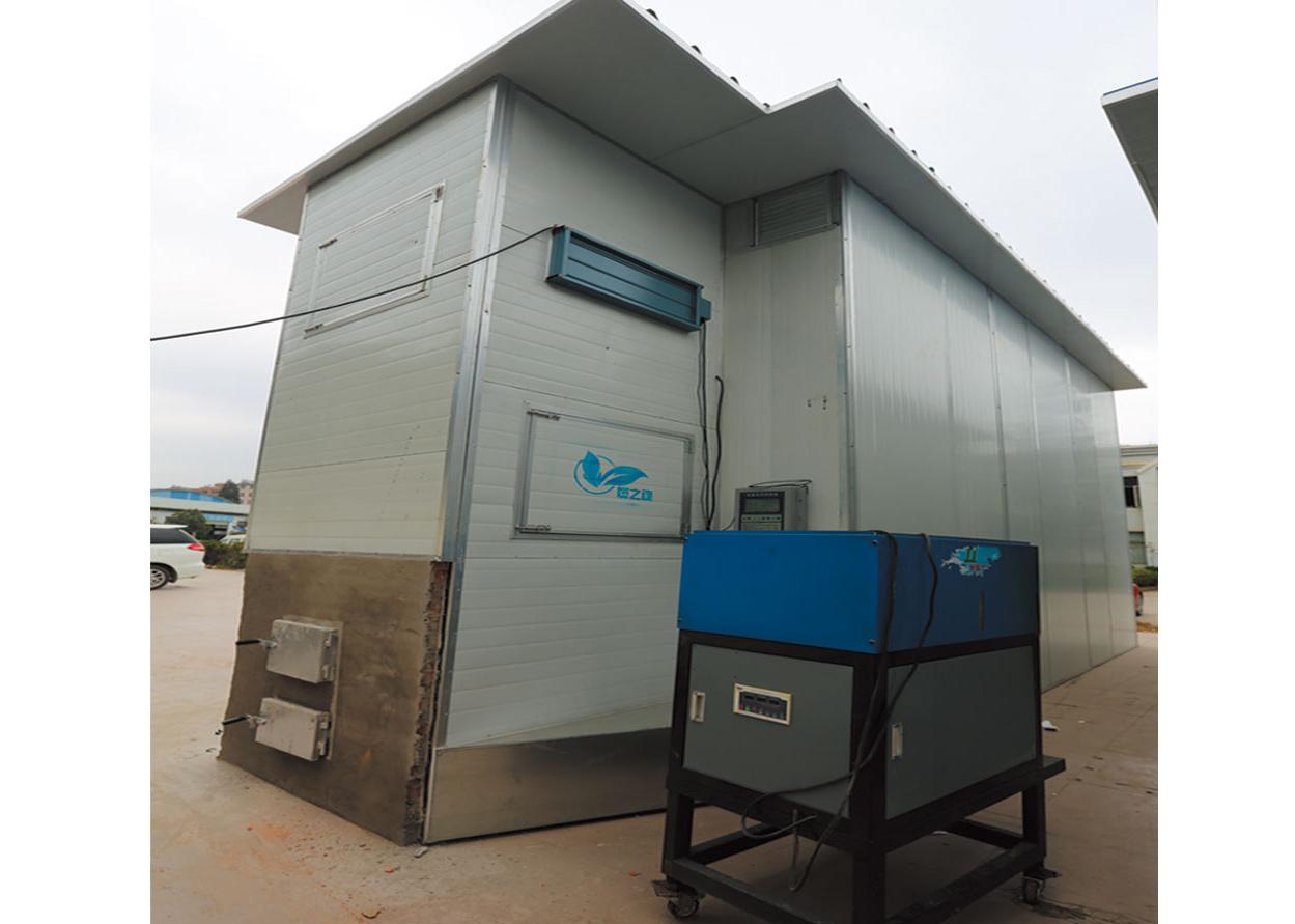 5-8吨生物质燃烧机