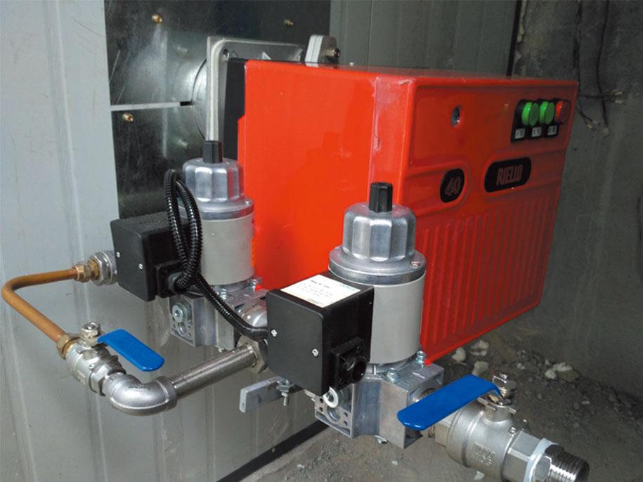 天然气供热设备5HG-70BQ