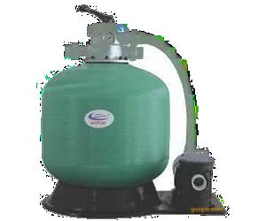 泳池设备中配合使用过滤砂缸与水泵应注意的问题