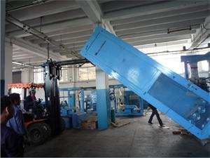 厂房低空吊装设备搬运