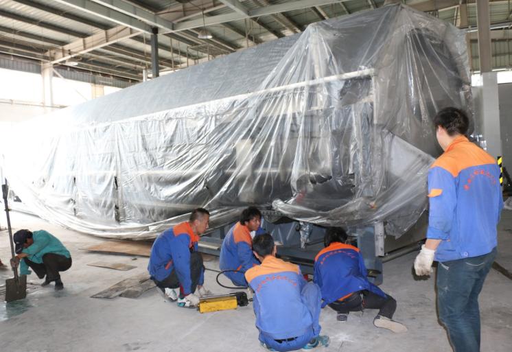 云南机械设备搬运公司