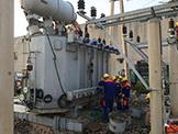 50吨变压机起重