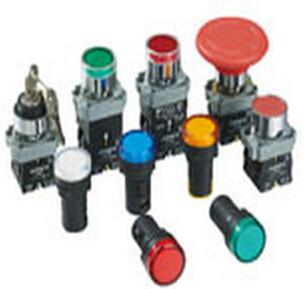 XB2系列按钮、指示灯