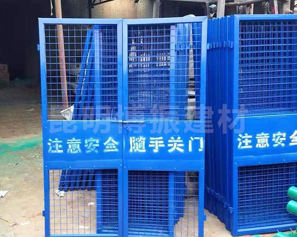 工地電梯防護門