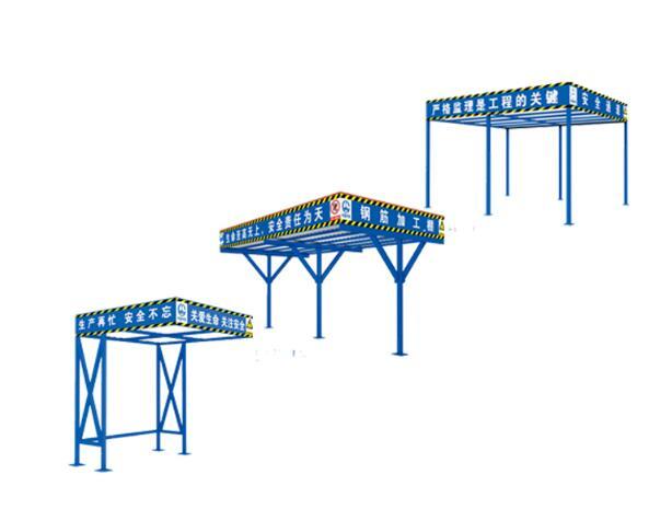 【云南鋼筋加工棚】鋼筋加工棚搭建規范是什么?