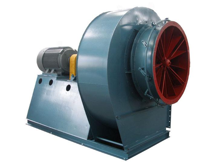 昆明鍋爐離心通風機