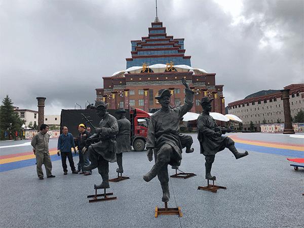 藏族舞蹈铜万博注册页面