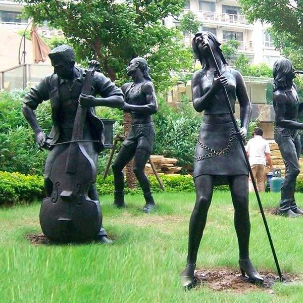 校园铜雕塑