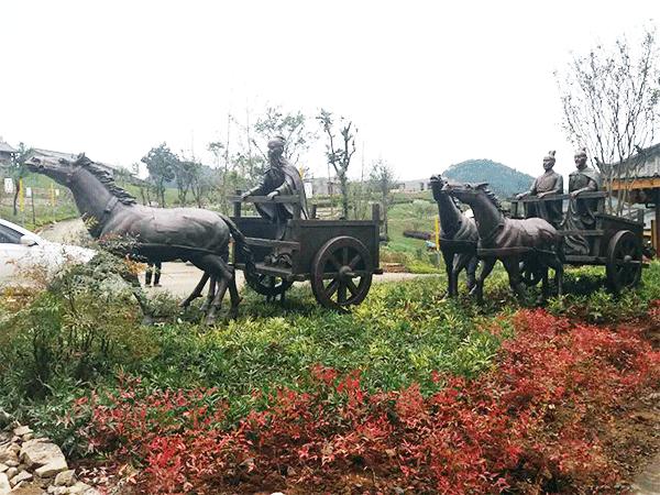 丽江雕塑设计公司