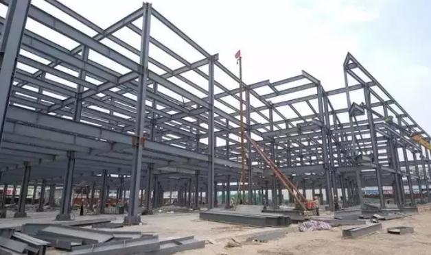 钢结构厂房报价「建钢结构厂房需要多少钱」