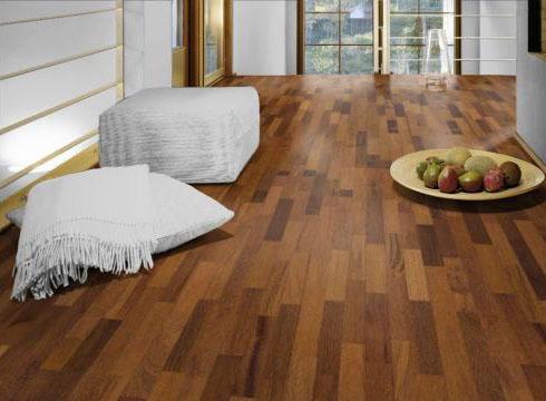 三层实木地板案例1