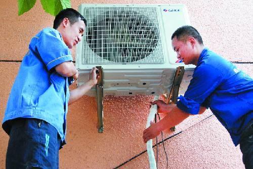 昆明壁挂式家用空调多少钱一台