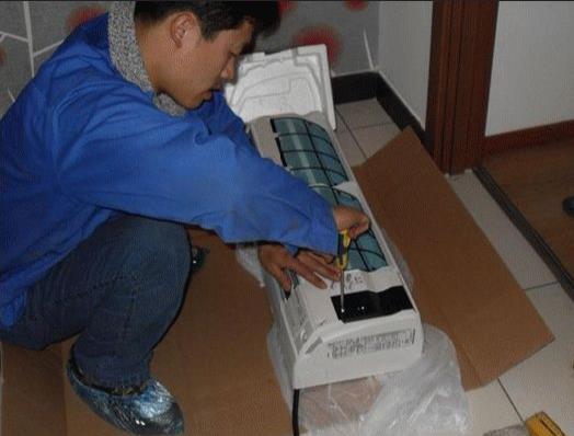 昆明柜式家用空调安装价格