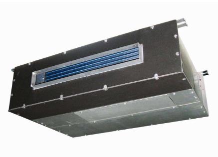 昆明自由静压风管式空调
