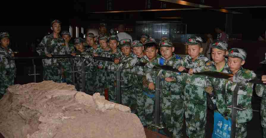 口碑好的军事夏令营中心是如何设置自己的课程的