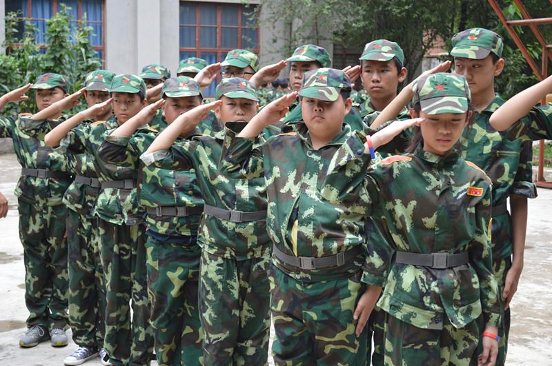 青少年参加夏令营活动既丰富了学识也开阔了眼界