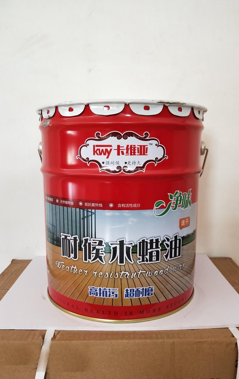 耐候木蜡油