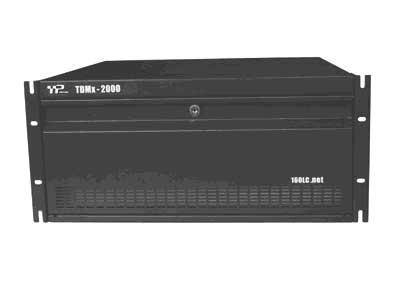 美国威谱TDMx-2000 B电话交换机