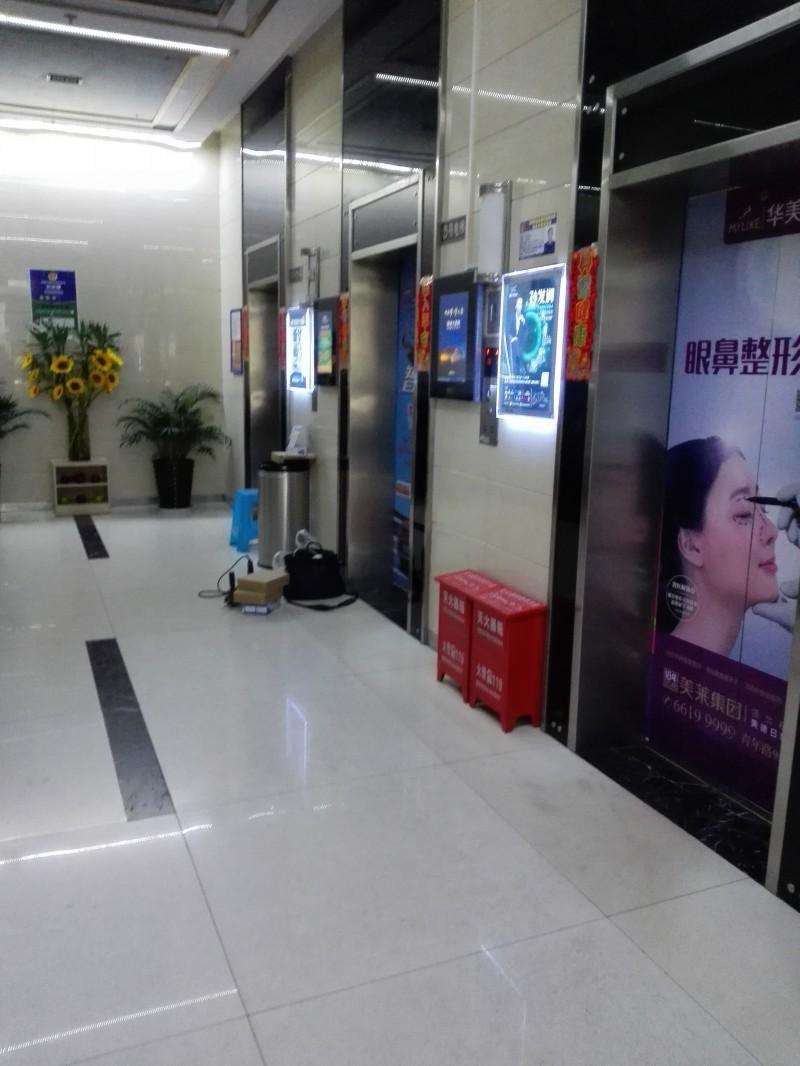 宝善街银座无线电梯监控改造