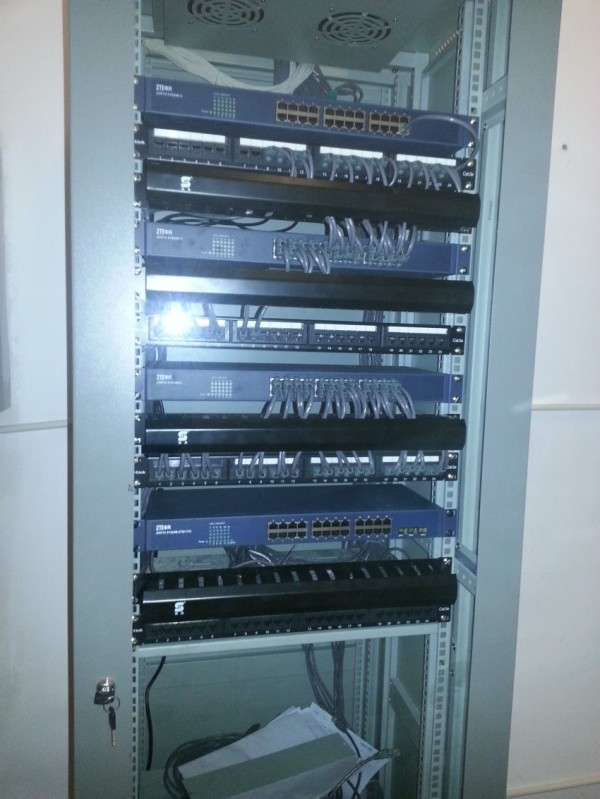 网络工程案例