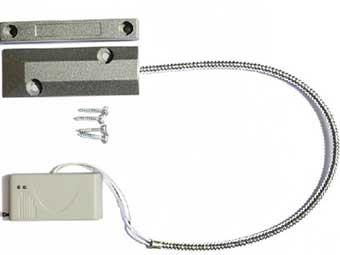 无线卷闸门磁报警探测器