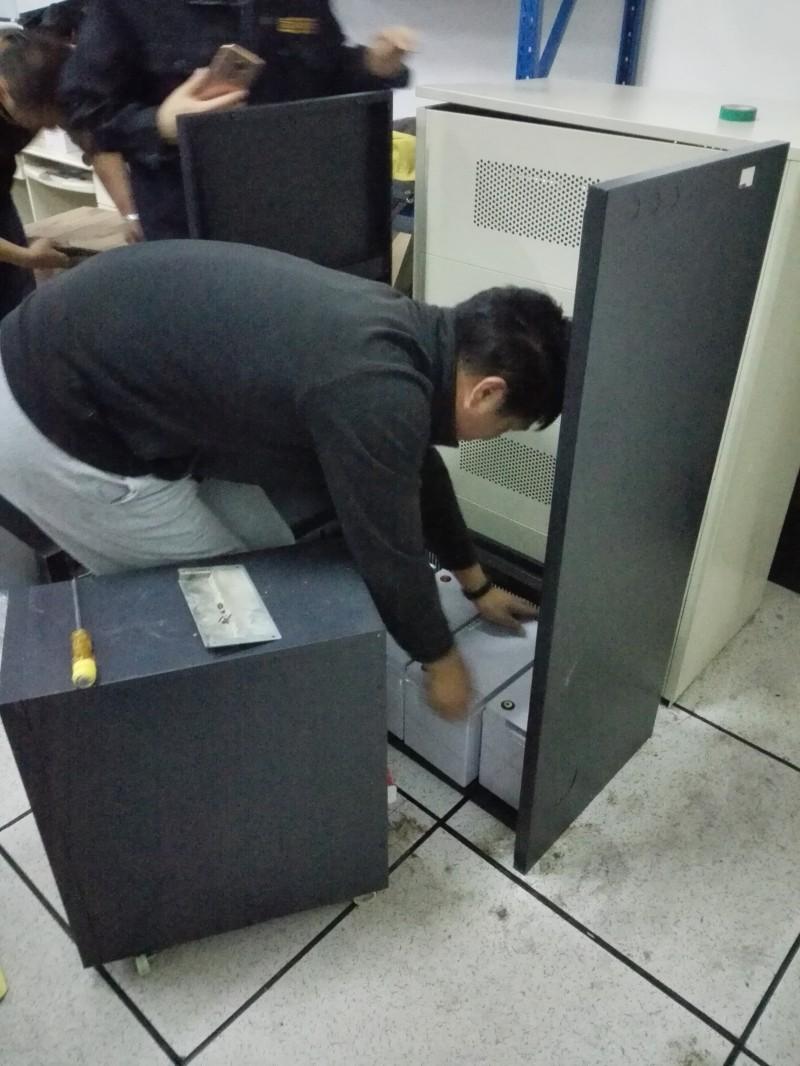 欣都龙城百万高清万博体育iOS维修改造4