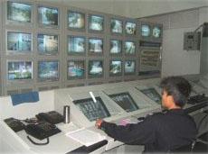 中林佳湖新城小区监控系统2