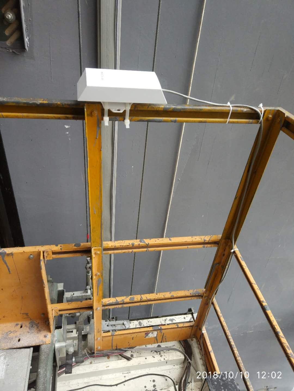 欣都龙城有线监控改无线工程