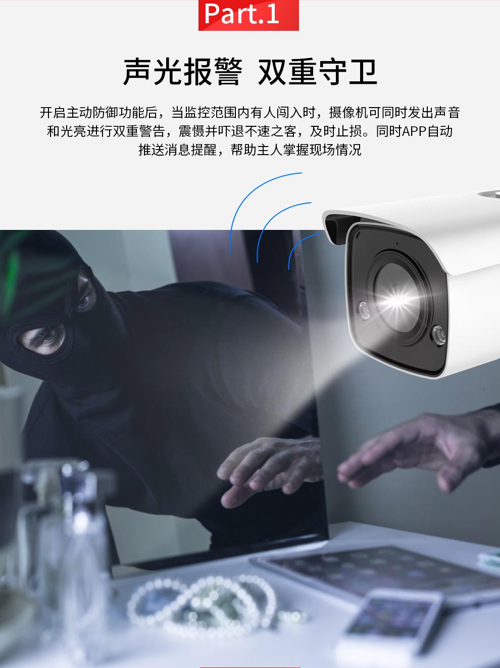 云南智能警戒AI摄像头