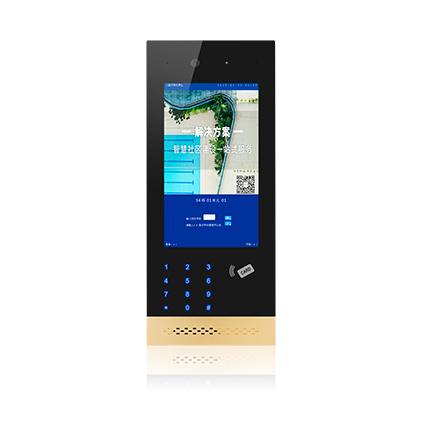 万博手机官网登录网页版名科全数字楼宇系统门口主机
