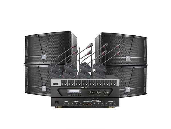 无线会议音箱系统