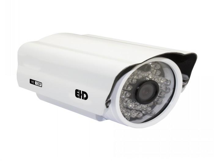 130万高清低照度红外摄像机