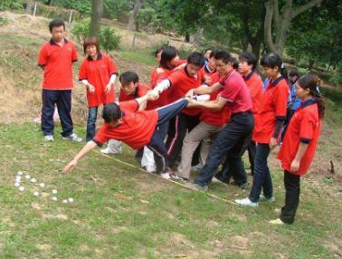 昆明团队拓展训练