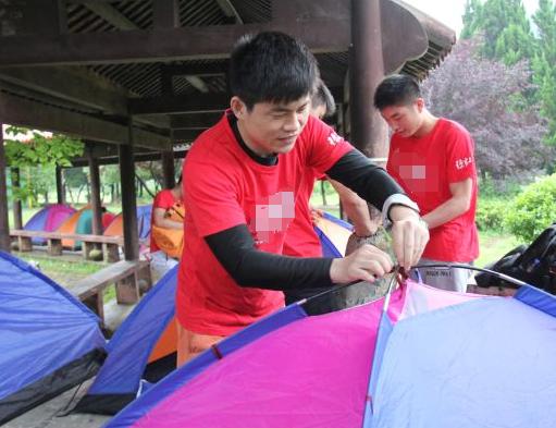 露營拓展活動