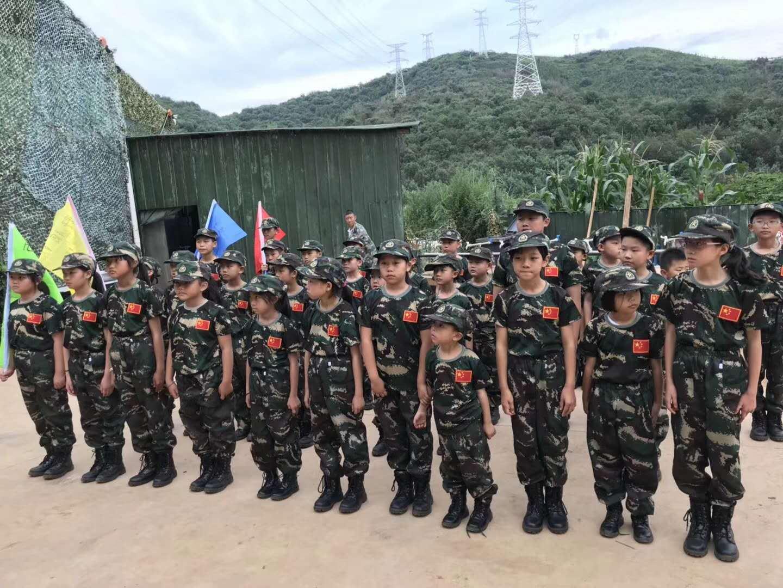 暑假夏令營軍事體驗