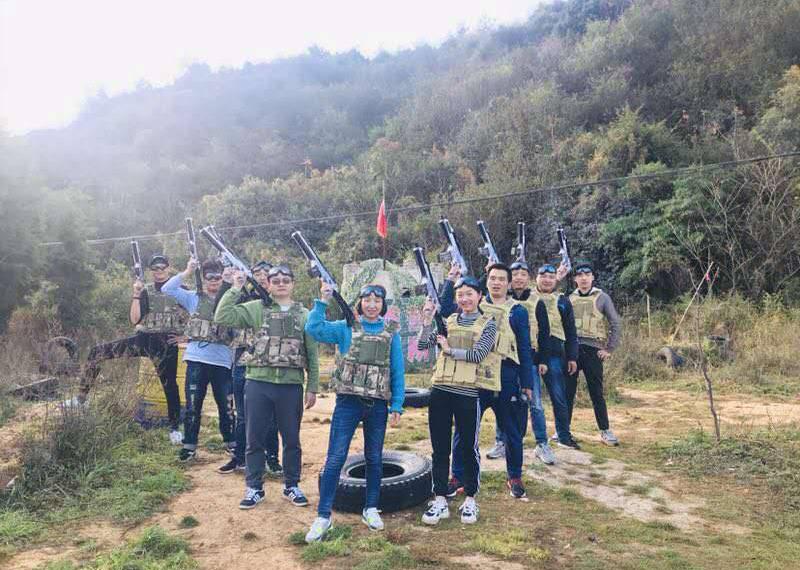 云南真人cs野戰拓展基地