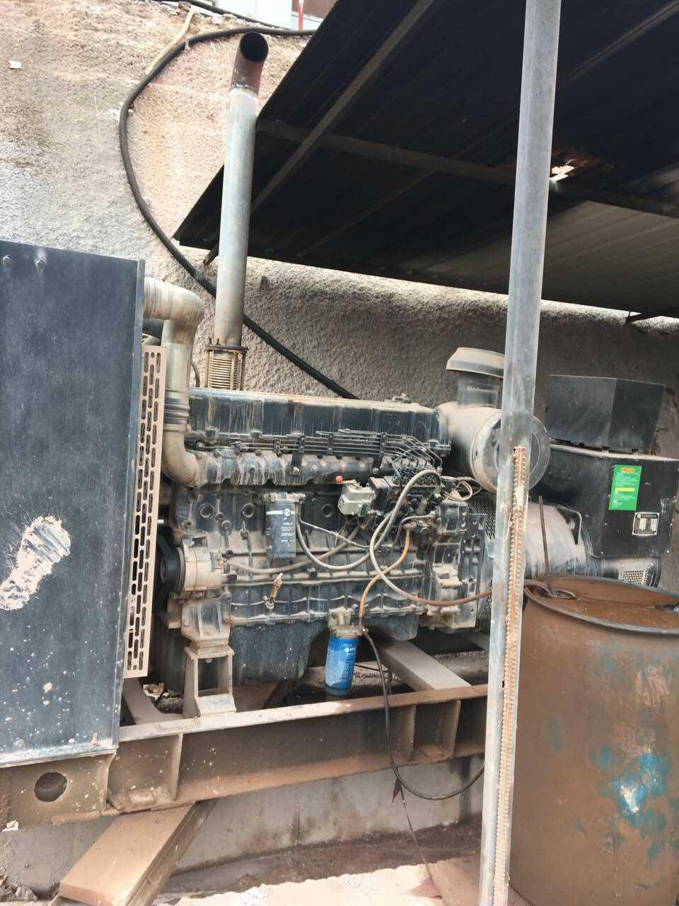 迪庆奔驰柴油发电机组销售