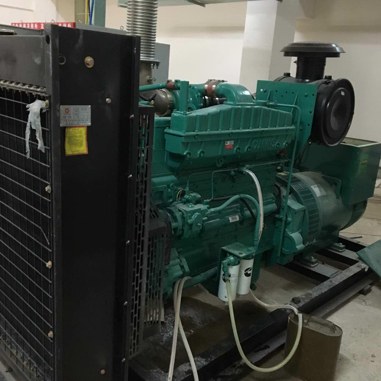 发电机-销售案例
